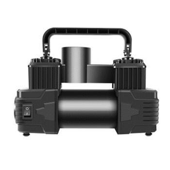 CHONGTN车用大功率迷你真双缸车载充气泵
