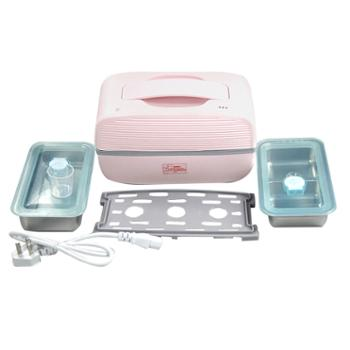 Hellokitty 电热饭盒双层蒸煮双用可插电 KT-FH01