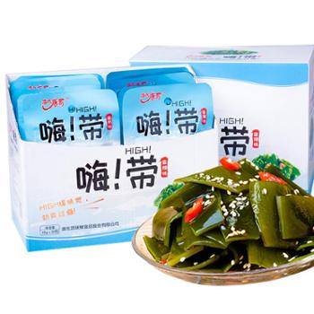 李氏康哥香辣海带片厚片的嚼劲开胃下饭小菜26克*30包