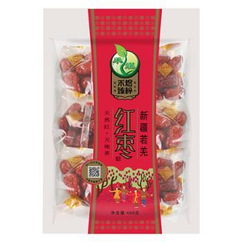 禾煜 若羌 红枣 468g*2袋