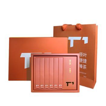T-STKS鹿在东方茶棒棒棒茶红茶袋泡茶6支装