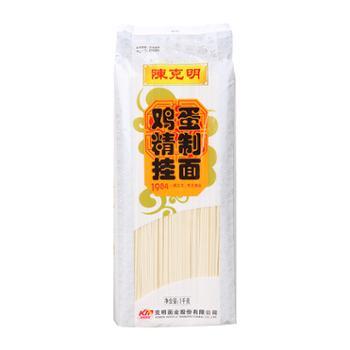 陈克明鸡蛋精制挂面1kg