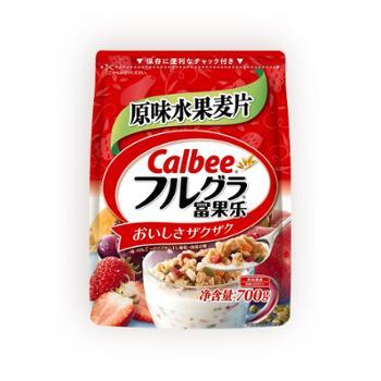 卡乐比 富果乐 水果麦片700g(即食谷物)