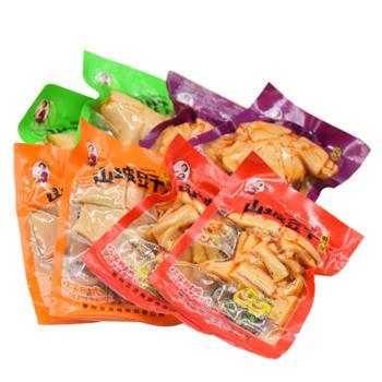 山坡豆干贵州山坡豆干多口味网红零食1000g