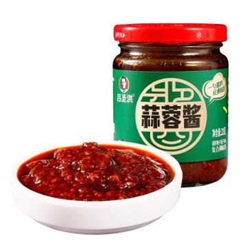 吕圣洪 蒜蓉酱 220g*2瓶