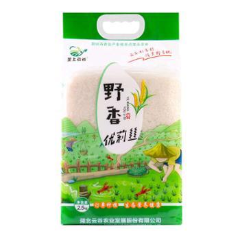 云谷 野香优莉丝真空细长粒米 2.5kg
