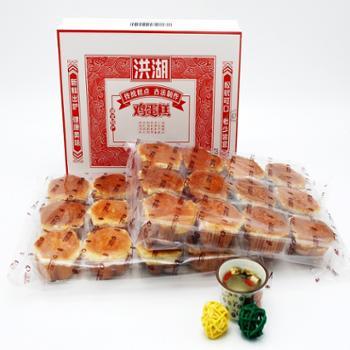 隆客多 洪湖传统手工鲜鸡蛋糕 480g
