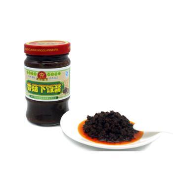 皇冠 香菇下饭酱 400g/瓶