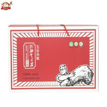 海伦大米 五谷杂粮礼盒装 3.2kg