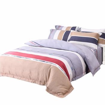 蕊丝坊/RIOUS 天丝床盖四件套 1.8米床适用