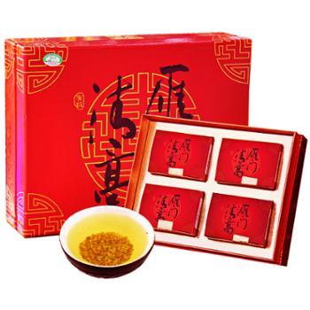 雁门清高 中国红苦荞健茶礼盒352g