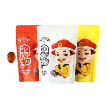 龙润堂记砀山梨膏棒棒糖10支*3包(原味陈皮可乐口味)