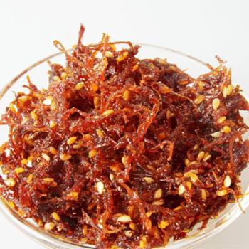 美池 龙须牛肉(144g) 袋