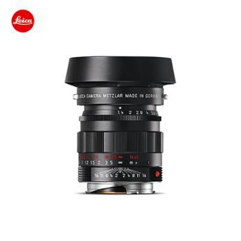 徕卡M50mm/f1.4ASPH镜头黑漆复古版11688