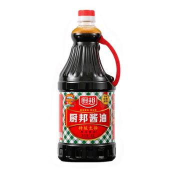 厨邦酱油1.63L酱油