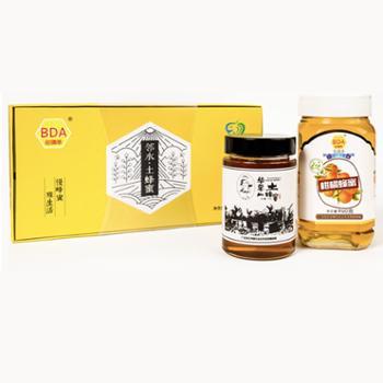 包德安邻水土蜂蜜分享装1460g
