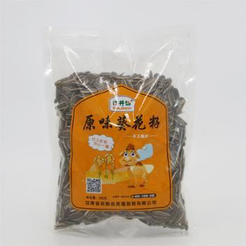 沙井饴原味葵花籽500g/袋*3袋