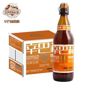 辛巴赫精酿城堡系列IPA精酿啤酒500ml*6