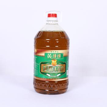 黄漷漷宁夏西吉亚麻籽油5L