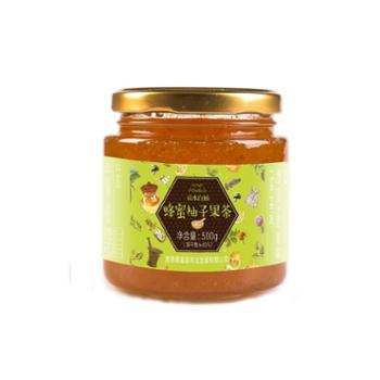 琳宇蜂蜜柚子果茶500g