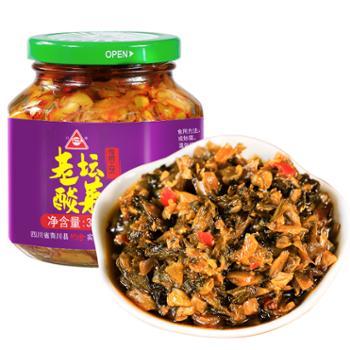 川珍 老坛酸菜 350g 开味酸菜