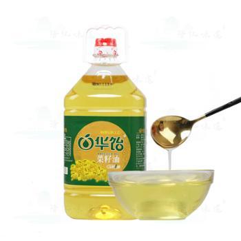 华饴 一级压榨 菜籽油 5L