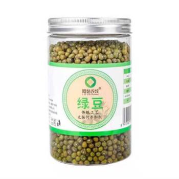 阿姑农牧绿豆360g
