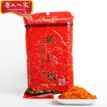 岭上人家 湖北特产下饭菜鲊广椒 500g