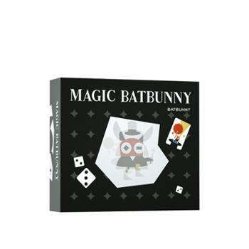 Batbunny蝙蝠兔魔术兔子