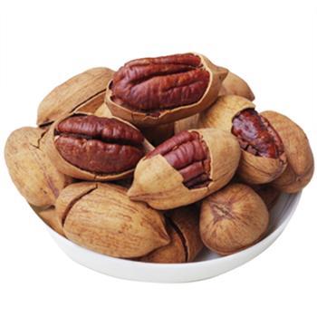 疆陶农哥奶香味碧根果500克/袋坚果零食美食