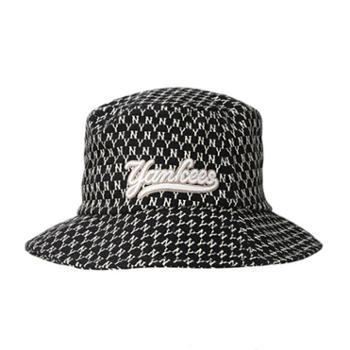 mlb老花黑色渔夫帽32CPH1-50L