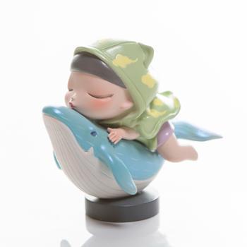 可米生活 白夜童话- 骑鲸少女 -Lite- 海洋之歌