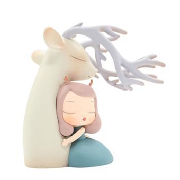 可米生活 白夜童话-祥鹿 · 依赖