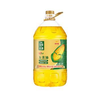 金龙鱼 至臻礼遇玉米油5L