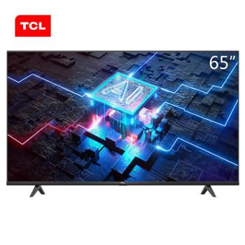 TCL4K超高清全面屏人工智能网络电视65F8