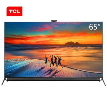 TCL4K超高清人工智能网络电视65C79