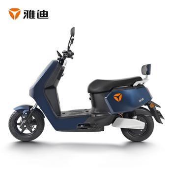 雅迪电动车莱诺60/72V石墨烯电动轻便摩托车