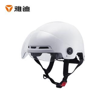 雅迪电动车0811型3C认证半覆式头盔