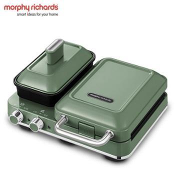 摩飞/MORPHYRICHARDS轻食机(蒸锅三文治机)MR9086